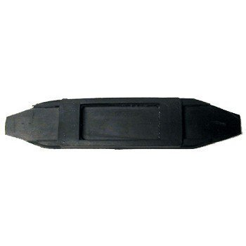 Curb Chain Guard - Korsteel Rubber Curb Chain Protector [Misc.]