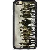 The Walking Dead Iphone 6s Case,the Walking Dead Cover for Iphone 6 TPU Black