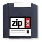Iomega - ZIP - 100 MB / 200 MB - PC - storage media