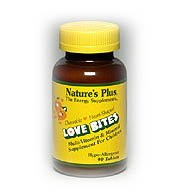 Love-Bites Children's Chewable Tablets - Chewable Love Bites