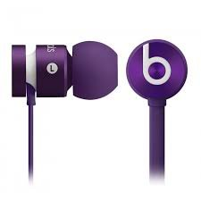 OnlinemartUS - Beats by Dr.Dre UrBeats Noise Isolation Wired In-Ear Headphones - Purple