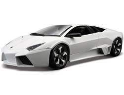 Lamborghini Reventon Diecast Model White 1/18 - Lamborghini Reventon Model Car