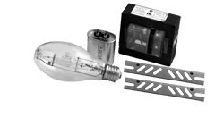 Metal Halide Ballast, 100 watt M90, Quad, HX - HPF, Dry Kit ()