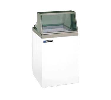 Master-Bilt DD-26 Ice Cream Dipping/Display Cabinet with (4) Three Gallon Tub Display Capacity
