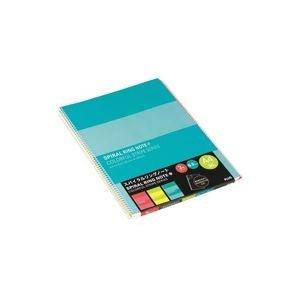 生活日用品 (業務用100セット) スパイラルリング ノート RS-230-3P A4 3冊 B074MLZ8C7