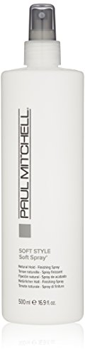 Paul Mitchell Soft Spray Finishing Spray,16.9 Fl Oz