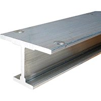 LE Johnson Products 200-0072 I Beam 200 Series Track 72 In. B00SJSKNHA