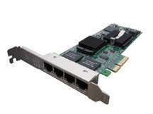 0HM9JY DELL QUARD PORT PCI-E NIC