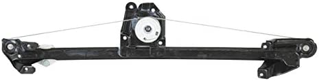 Taros 26506 Fensterheber Elektrisch Rechts Hinten Ohne Motor