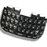 Original Genuine OEM BlackBerry Curve 3G 9300 9330 Qwerty Keyboard Keypad Key Keys Button Buttons Cover Repair Replace Replacement