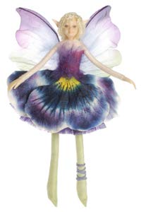 - Tassie Design Special Edition Fairy Pansy, Purple