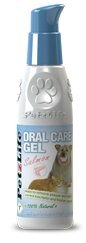 Petzlife Oral Care Gel 4ounce Salmon and Peppermint Spray Combo