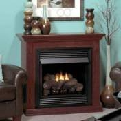 Vent-Free 26 inch 20000 BTU MV Fireplace - Natural Gas by Empire Comfort Systems