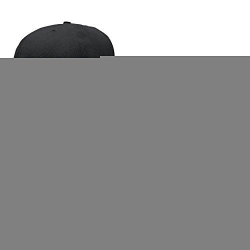 VW Beetle MensCaps Men's Adjustable Cricket Cap Visor Black