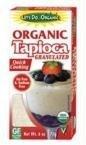 Edward Sons Let s Do Organic Organic Tapioca Granules 6 oz 170 g