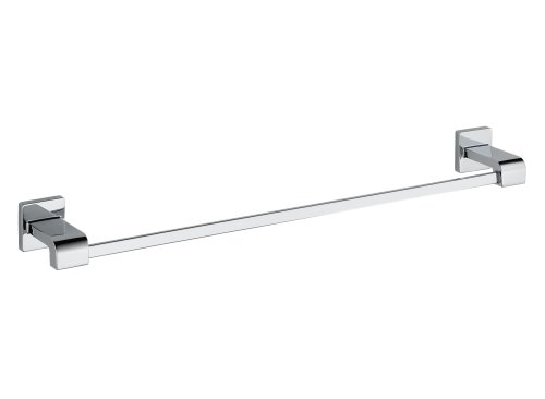 Delta 77524 Ara 24 in. Towel Bar, Polished Chrome by DELTA FAUCET (Image #1)