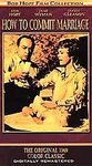 Bob Hope: How to Commit a Marriage [VHS]