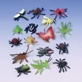 Assorted Color And Design Insect Bug Toys (2-Pack of 72)