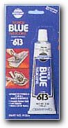 UPC 078727613094, Versachem 61309 Low Volatile Super Blue Silicone - 3 oz.