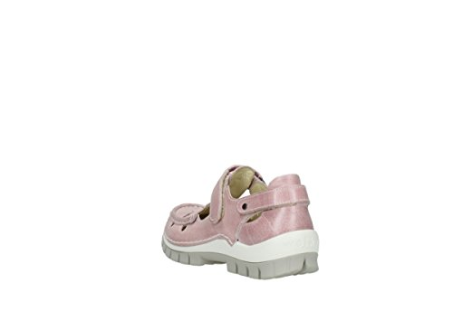 Sandali Wolky KA 30640 pink leather