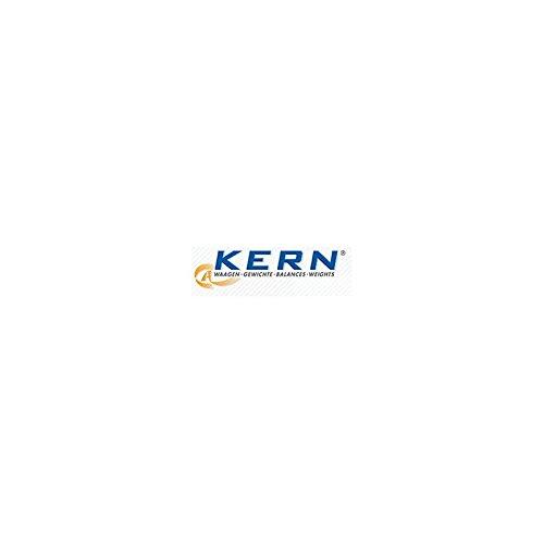 10 h Ladezeit ca Betriebsdauer bis zu 5 h Kern FCB-A01 Akkubetrieb intern f/ür Tischwaage KERN FCB