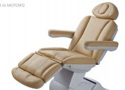 Function Spa Side Remote Switch (Radi+ Fully Electric 4 Motor Treatment Chair With 240 Degree Bed Rotation Extendable Footrest Removable Arms USA Salon and Spa USA-2246B SAND COLOR)