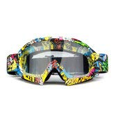 - Motorcycle Racing Goggle Dirt Bike - 1PCs