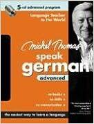 ^PDF^ Michel Thomas Speak German Advanced: 5-CD Advanced Program (Michel Thomas Series). iridio Hotel brillo szambo Volume Serie