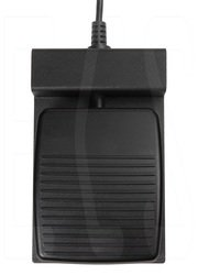 Dictation Foot Pedal for Dragon Medical Practice Edition, Legal, Group and Dragon Medical One – Hands Free USB Single Button Press and Release
