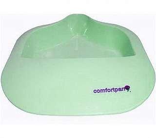 Comfortpan Bed Pan Mint Green