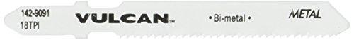 12/Pack Vulcan 823471Or Metal Jigsaw Blade