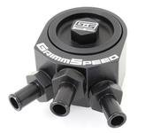 Grimmspeed Air Oil Separator - Subaru Turbo