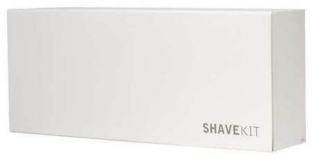 Hunter Amenities Shave Kit, Boxed, 100 PK Includes Twin Blade Razor, 15g Shave Cream HAIS-TOIL03-1 (Amenity Shaving Cream)