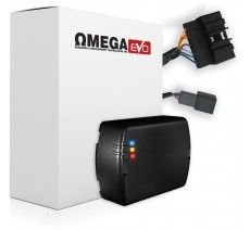 Omega OM-EVO-FORT1 Remote Start module & T-Harness combo for 2008+ Ford, Lincoln and Mercury Standard Key vehicles. Free Programming Upon - Om Ford