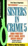 Sisters in Crime, Marilyn Wallace, 0425135063