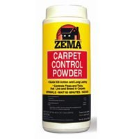 ZEMA CARPET CONTROL POWDER