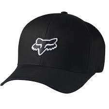 Fox Racing Boys Legacy Flexfit Hat-Black