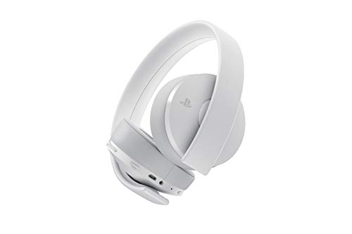 Sony Interactive Entertainment Gold Wls Headset White - PlayStation 4 للبيع