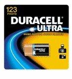 DURDL123ABPK - Duracell Ultra High-Power Lithium ()
