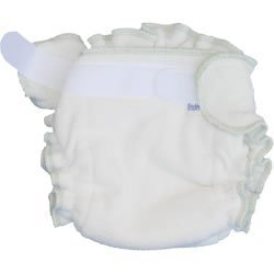 100% Organic Cotton Cloth Diapers (Large 15lbs+)