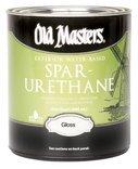OLD MASTERS 74401 Water-Based Spar Urethane