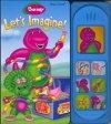 Download Barney Let's Imagine! pdf