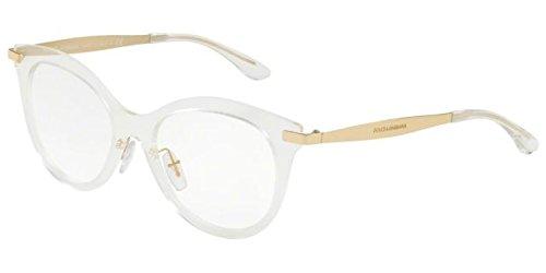 Dolce&Gabbana DG1292 Eyeglass Frames 3073-53 - Clear DG1292-3073-53