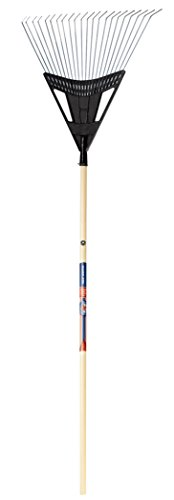 The AMES Companies, Inc True Temper 20-Inch True American Poly Steel Leaf Rake - 1932800 by The AMES Companies, Inc