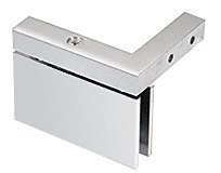 CRL Cardiff Series Chrome Right Hand Mount -