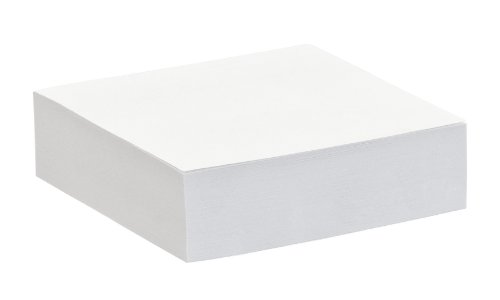 Sigel SA191 Haftnotizblock eyestyle, weiß, 76x76 mm, 200 Blatt