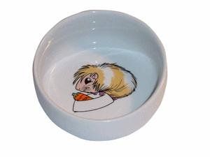 Trixie Gamelle En Céramique Avec Motif pour cochons d'Inde
