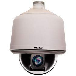 PELCO | S6230-EGL0, IP PTZ Dome Camera, 2 Megapixel HD 30X