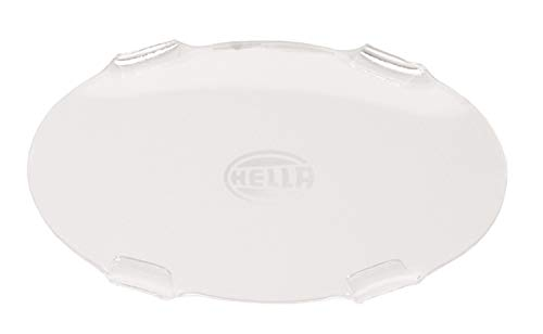 HELLA Clear Stone Shield for FF50 Series Lamp, (H87988001)