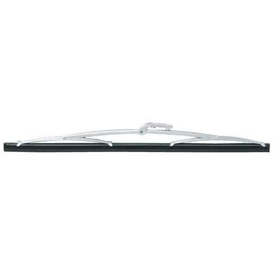 Deluxe Curved Wiper Blade - AFI 33017 DELUXE CURVED WIPER BLADES/SS CURVED BLADE 20 IN.